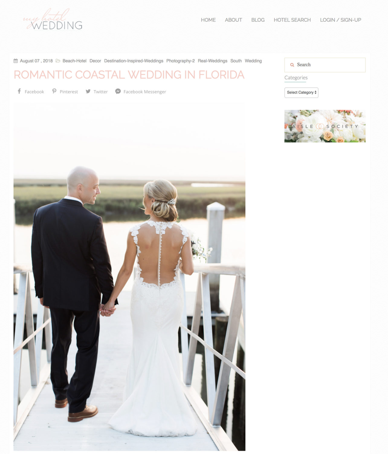 a74d45088cd Published   Amy and Matt s Walkers Landing Wedding - Brooke Images ...